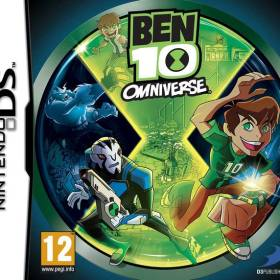 The cover art of the game Ben 10: Omniverse .