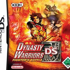 The coverart thumbnail of Dynasty Warriors DS: Fighters Battle