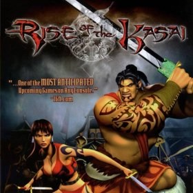 The cover art of the game Rise of the Kasai.