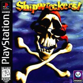 The cover art of the game Shipwreckers!.