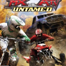 The coverart thumbnail of MX vs. ATV Untamed