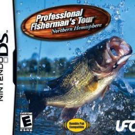 The cover art of the game Professional Fisherman's Tour - Northern Hemisphere .