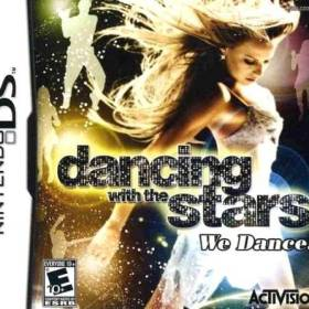 The cover art of the game Dancing with the Stars - We Dance! .