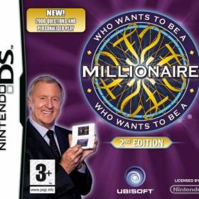 The cover art of the game Who Wants To Be A Millionaire: 2nd Edition .