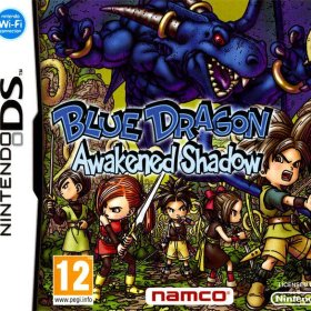 The coverart thumbnail of Blue Dragon: Awakened Shadow