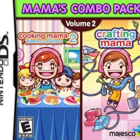 The cover art of the game Mamas Combo Pack Volume 2.