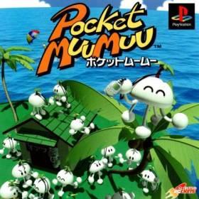 The cover art of the game Pocket MuuMuu.
