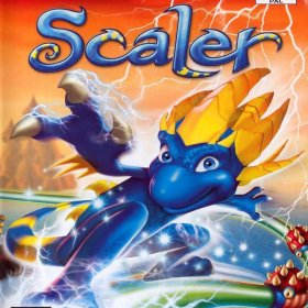 The cover art of the game Scaler.