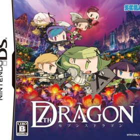 The cover art of the game 7th Dragon .