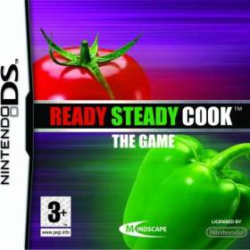 The cover art of the game Ready Steady Cook: The Game.