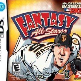 The cover art of the game Major League Baseball - 2K9 Fantasy All-Stars .