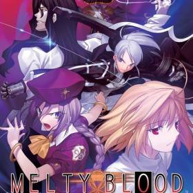 The coverart thumbnail of Melty Blood: Actress Again