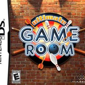 The cover art of the game Ultimate Game Room .