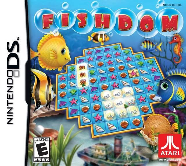 Fishdom DS