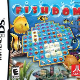 The cover art of the game Fishdom.