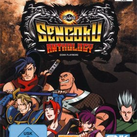 The coverart thumbnail of Sengoku Anthology