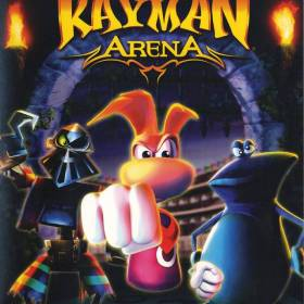 The coverart thumbnail of Rayman Arena