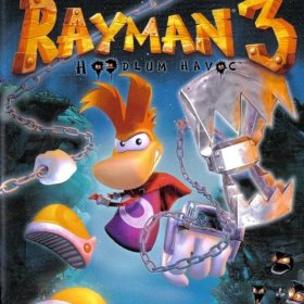 The coverart thumbnail of Rayman 3: Hoodlum Havoc