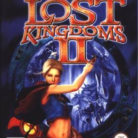The cover art of the game Lost Kingdoms II.