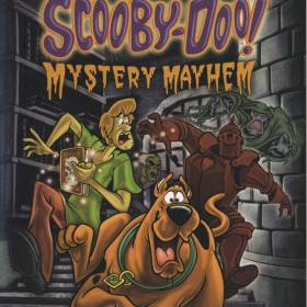 The coverart thumbnail of Scooby-Doo! Mystery Mayhem
