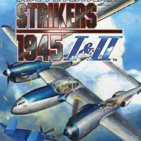 The cover art of the game Psikyo Shooting Collection Vol. 1: Strikers 1945 I+II.