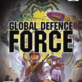 The coverart thumbnail of Global Defence Force