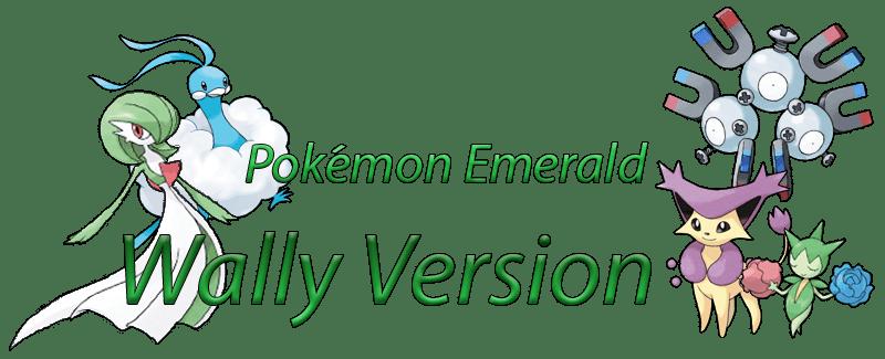 Pokémon Emerald: Wally Version
