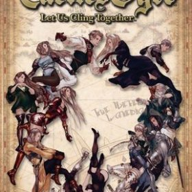 The cover art of the game Tactics Ogre: Let Us Cling Together.