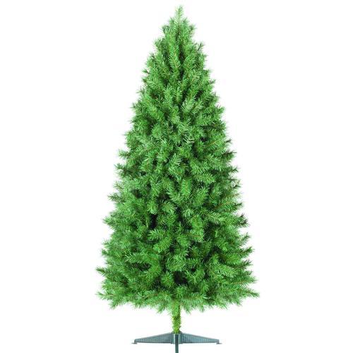 6 ft Woodhaven Pine Christmas Tree at Menards