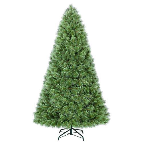 7 ft Carson Cashmere Pine Christmas Tree at Menards
