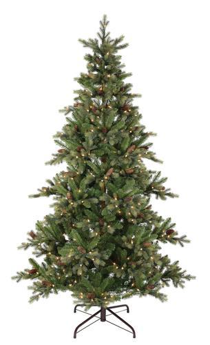 7 ft Prelit Mixed Christmas Tree at Menards