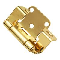 Hickory Hardware Partially Concealed Hinge with 1/2