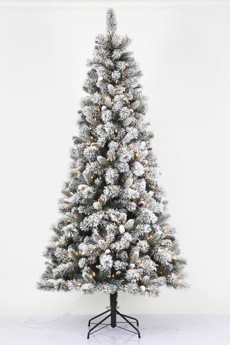 Best 28  Christmas Trees Menards  7 ft lenning pine at