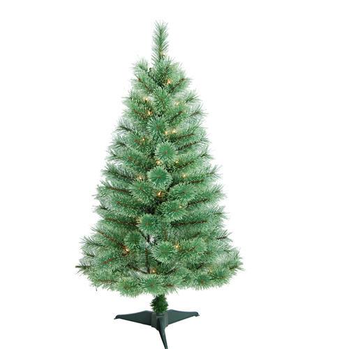 4 Prelit Cashmere Christmas Tree at Menards