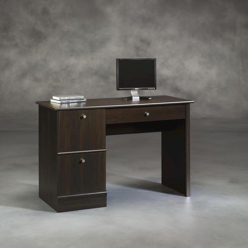Sauder Select Cinnamon Cherry Computer Desk at Menards