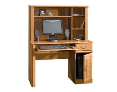 Sauder Orchard Hills 42 Carolina Oak Computer Desk with