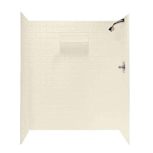SwanTile TI 7260 Shower Wall Kit At Menards