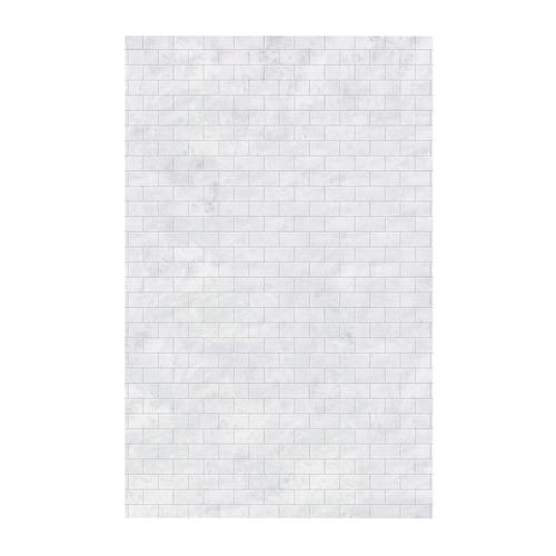 Swan SSST 6296 1 Subway Tile 36 X 96 Shower Wall Panel