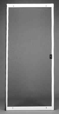 "36"" x 80"" Standard White Aluminum Replacement Patio Door ..."