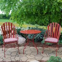 Backyard Creations 3-Piece Vineyard II Bistro Collection ...