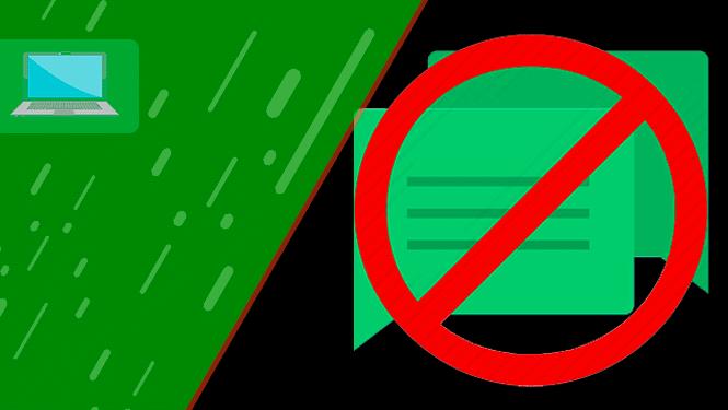 WhatsApp ya no dejará compartir mensajes