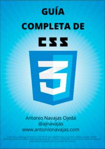 Guía completa CSS