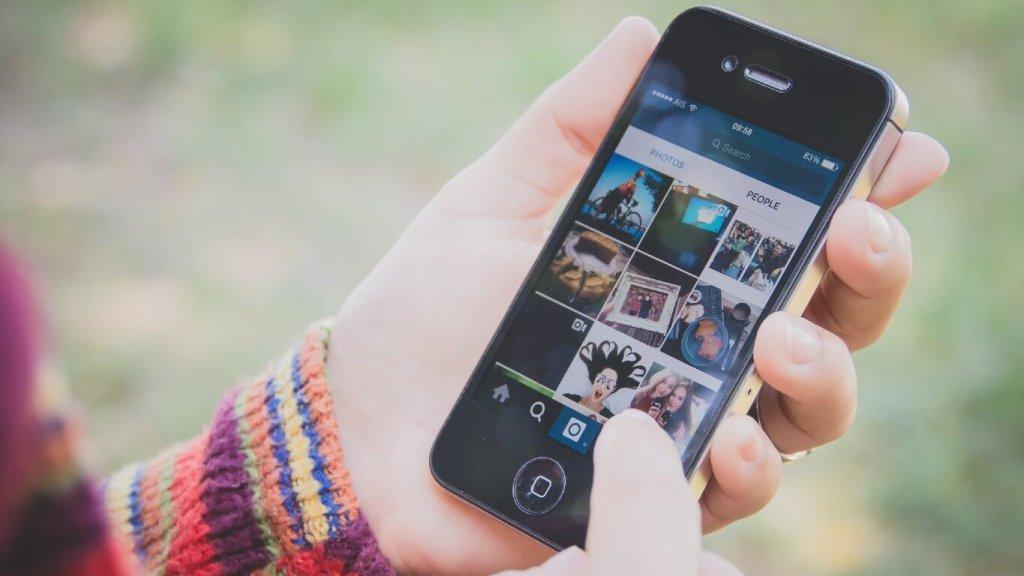 Instagram la app de fotografías más popular del momento