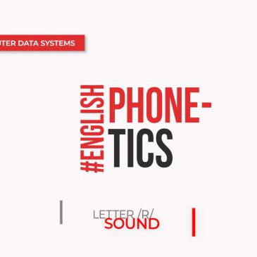 Letter /R/ Sound