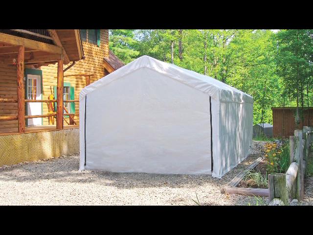 Carports Amp Shelters At Menards