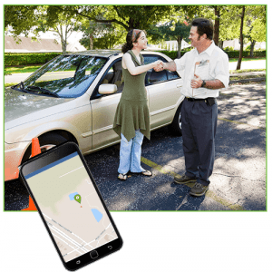 GPS for Teen Tracking - CDS