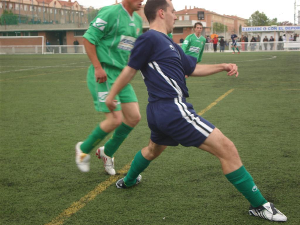 CD Sitio de Aranjuez - CD San Nicasio 'A'