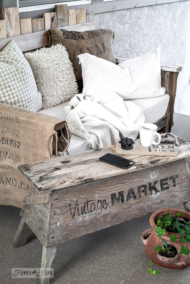 vintage-market-saw-horse-coffee-table-funky-junks-old-sign-stencils-007