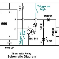 Time Delay Relay Circuit Diagram Xtrons Iso Wiring Timer With 555 Sch Jpg