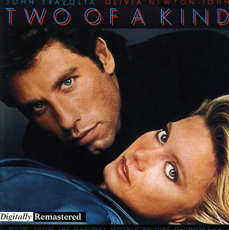Two of a Kind Soundtrack (1983) - CD Sniper Reference Collection of Rare Movie Soundtracks